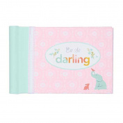 C.R. Gibson Grandma's Brag Book Photo Album Darling Baby Girl BP73-18283