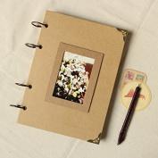 Baby Photo Album Handmade Diycreative Lovers Vintage Pocket New Arrivals Born Memory Cute