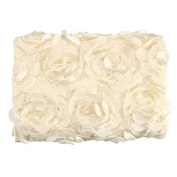 NFT Baby Photography Props Newborn 3D Rose Flower Photography Photo Backdrop Blanket Rug