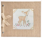 Hugs and Kisses XO Fawn Baby Memory Book