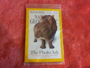 NATIONAL GEOGRAPHIC -APRIL 2016 - The Science of Death Coming Back From the Beyond - THE PHOTO ARK - One man's quest to document the world's animals, one Picture at a time