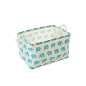 YeahiBaby Toy Storage Bin - Storage Basket for Organising Baby Toys, Kids Toys, Baby Clothing, Children Books, Gift Baskets