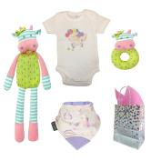 """Fairytale"" 4 Item Baby Shower Gift Set"