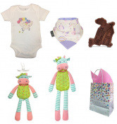 """Fairytale"" 5 Item Baby Shower Gift Set"