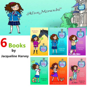 Alice Miranda (1-6 ) 6 Books Boxed Set Collection by Jacqueline Harvey