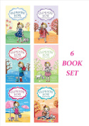 Clementine Rose 8 Book Set Eight Delightful Adventures By Jacqueline Harvey