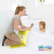 Premium Non-Slip Bath Kneeler – Neoprene Baby Bath Kneeling Pad – Extra Thick, Super Light, Machine Washable