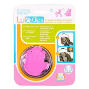 Lulaclips Seat Harness Clip - Pink
