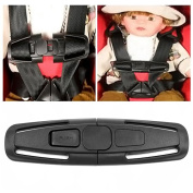 Gcepls Baby Car Seat Safety Clip Buckle Lock Tite Belt Harness Chest Clip Safe Buckle Latch Nylon PA66 for baby/Child