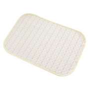 MOMLOVES - Baby Deluxe Change Pad - Infant Baby Deluxe Flannel And Bamboo Fibre Cotton Change Pad