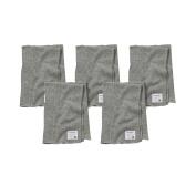 Burt's Bees Baby - 5 Pack of Burp Cloths, 100% Organic Cotton