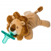 Wubbanub Afrique Lion Soft Toy and Infant Pacifier