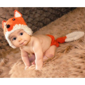 Tueenhuge Baby Photo Props Baby Girls Boys Knit Baby Outfits Costume Hat and Pants