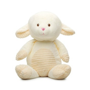50cm Plush Sheep Rattle
