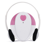 Alayna Unborn Baby Heartbeat Listener for Home Use, Listen to and Record the Sounds Your Baby Makes!