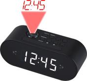 Denver Clockradio CRP-717 black