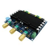 WINGONEER 150Wx2 TPA3116D2 Digital Audio Amplifier Board Dual Channels TREBLE Bass Adjustment Amp Board