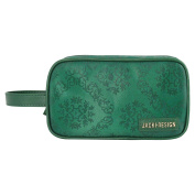 Travel / Cosmetic Makeup Ladies Clutch Toiletry Bag Emerald