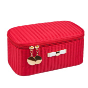 EN'DA Small Cosmetic Toiletry Bags Cute Makeup Travel Bag-20cm