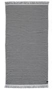 SlowTide Warrant Towel Black White 60x30