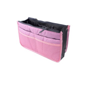 Compact Portable Travel Make Up Cosmetic Bag Organiser