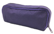 Solid Purple Essential Oil Travel Case and Bag