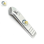 G.S NEW SIDE NAIL CLIPPER CUTTER MANICURE PEDICURE BEAUTY TOOL BEST QUALITY