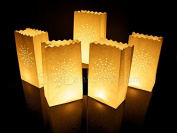 Candle Bags - Candle Luminary Bags (Pack of 50) - Sun Design