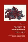 Poemes et Aphorismes (1989-2015)  [FRE]