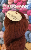 Paternayan Needlepoint 3-ply Wool Yarn-Colour 401-FAWN BROWN-HANK-1 HANK WITH THIS LISTING