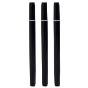 Set of 3 White Double-Ended Chalkboard Markers