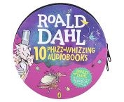 Brand New Roald Dahl Collection 10 Phizz-whizzing Audio books 29 CD Set Tin Pack