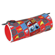 Disney Cars pencil case Barrel Round Cylindrical Pencil Case