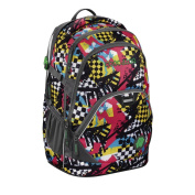 Coocazoo School Backpack EvverClevver 2 Lime District Polyester