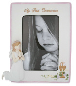 My First Communion Girl's Picture Frame