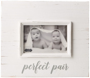 Mud Pie Wood Frame, White Pine, 10cm X 15cm