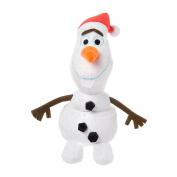Claire's Accessories TY Sparkle Disney Plush Olaf