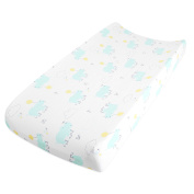 aden by aden + anais Changing Pad Cover, Skating