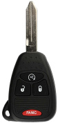 Discount Keyless Entry Remote Control Car Key Fob Clicker For Jeep Wrangler OHT692427AA