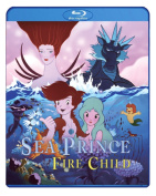Sea Prince and the Fire Child [Region 1] [Blu-ray]