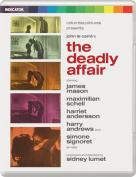 The Deadly Affair [Regions 1,2,3,4] [Blu-ray]