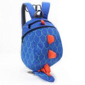 Bonamana Kids Safety Harness Reins Toddler Backpack Walker Buddy Strap Walker Baby Bag
