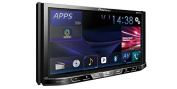 Pioneer AVH-X490BS Double Din Bluetooth In-Dash DVD/CD/Am/FM Car Stereo Receiver with 18cm WVGA Display/Sirius Xm-Ready