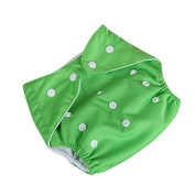 Balai Baby Infant Kids Training Pants Washable Nappy Spotted Adjustable Nappy
