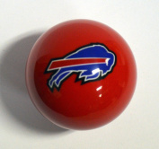 Officially Licenced NFL Buffalo Bills Red Billiard Pool Cue Ball 8