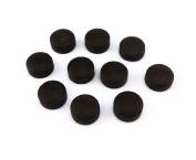 Honbay 10pcs 13mm Pool Billiard Cue Stick Tips