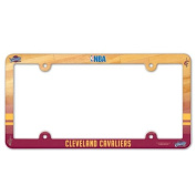 NBA Licence Plate with Full Colour Frame