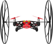 Parrot MiniDrone Rolling Spider - Red