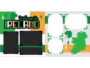 """""""Welcome to Ireland"""" Scrapbook Kit"""