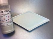 Cotton, Extra Fine Poly Glitter 1/128, 120ml Shaker Bottle